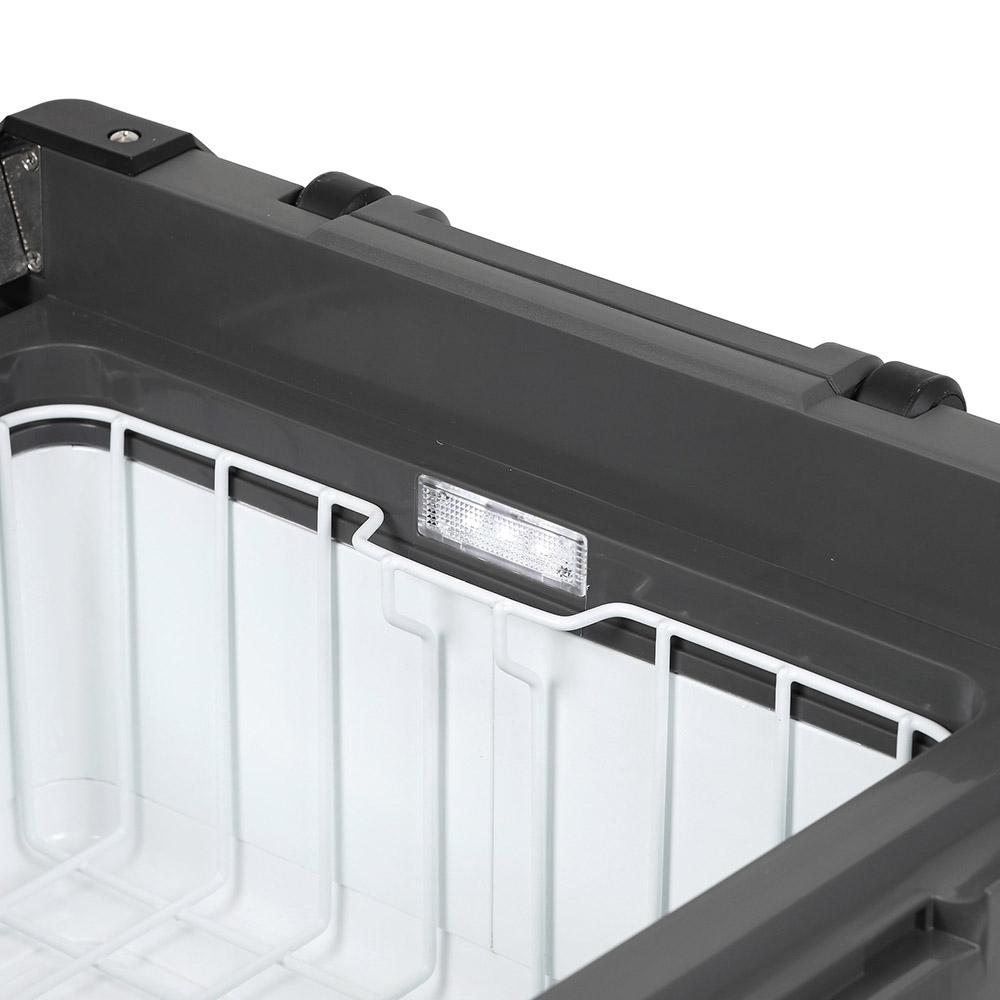 myCOOLMANCCP69DZ Dual Zone Portable Fridge/Freezer 69L - LED interior light