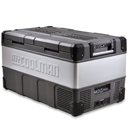myCOOLMAN	CCP96DZ Dual Zone Portable Fridge/Freezer 96L