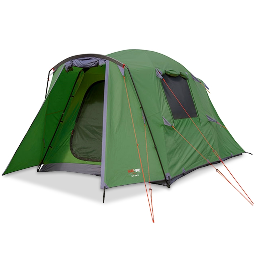 Black Wolf Tuff Tent 7