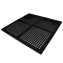 OZtrail Foam Floor Mat - Black