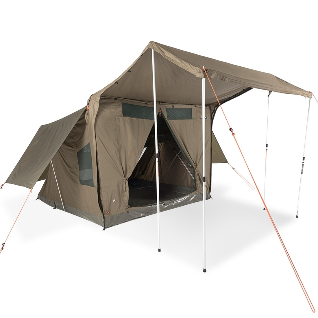 Oztent RV-5 Plus Canvas Touring Tent