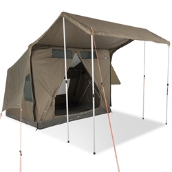 Oztent RV-3 Plus Canvas Touring Tent