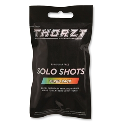 Thorzt Solo Shots 5 Pk Mixed Flavours