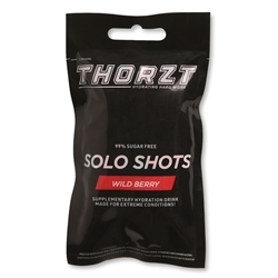 Thorzt Solo Shots 5 Pk Wild Berry