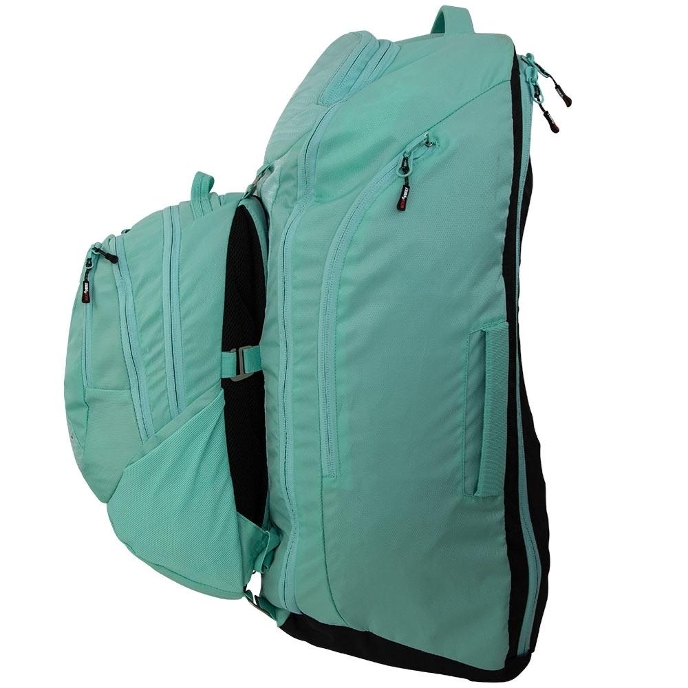 Black Wolf Helan 65L Wmn's Travel Pack - Lockable zips