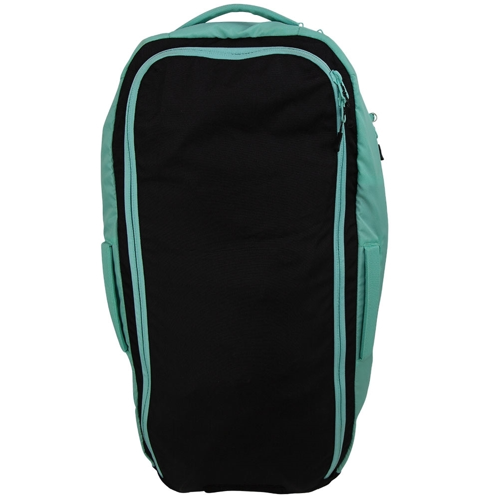 Black Wolf Helan 65L Wmn's Travel Pack - Zippered cover for transit