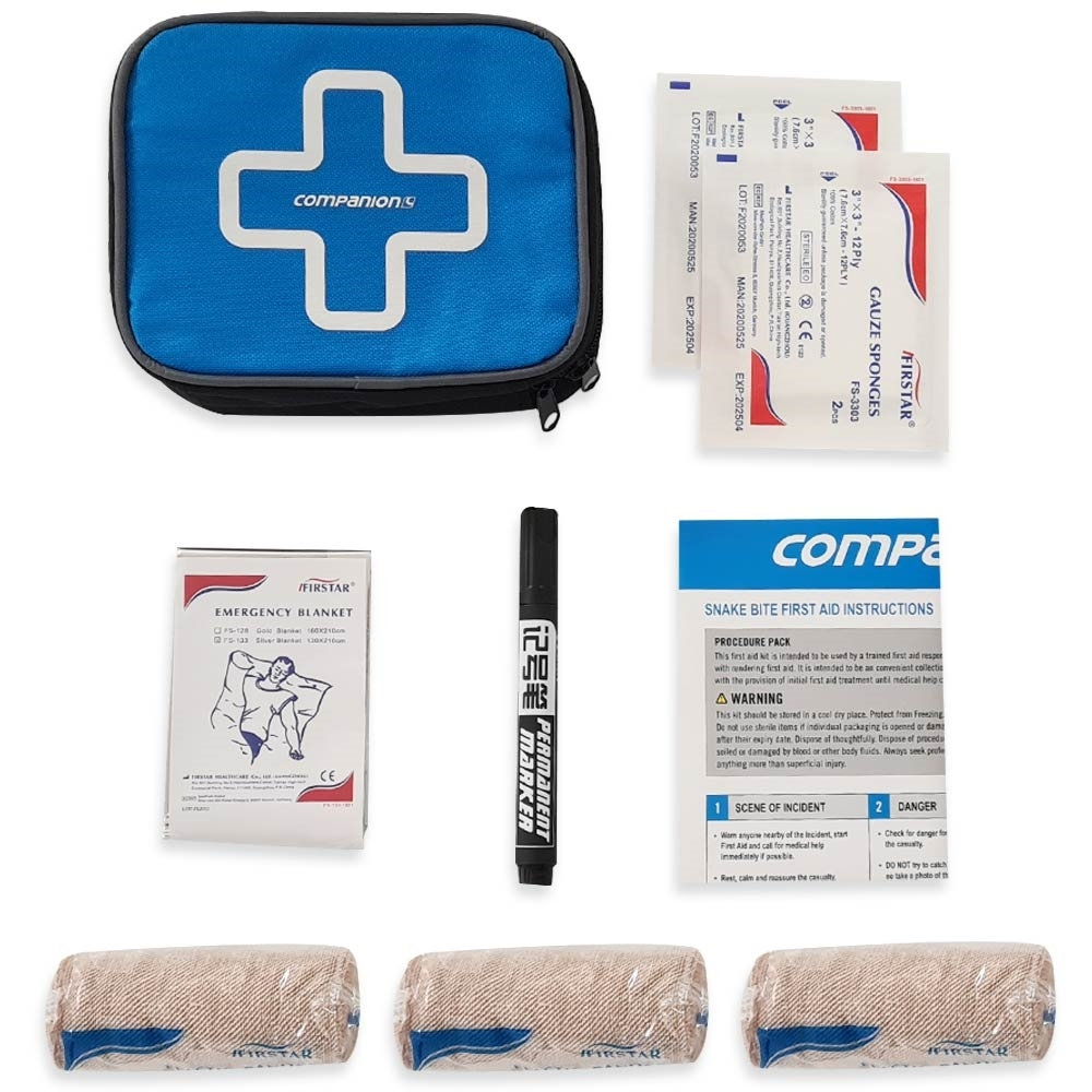 Companion First Aid Snake Bite Kit