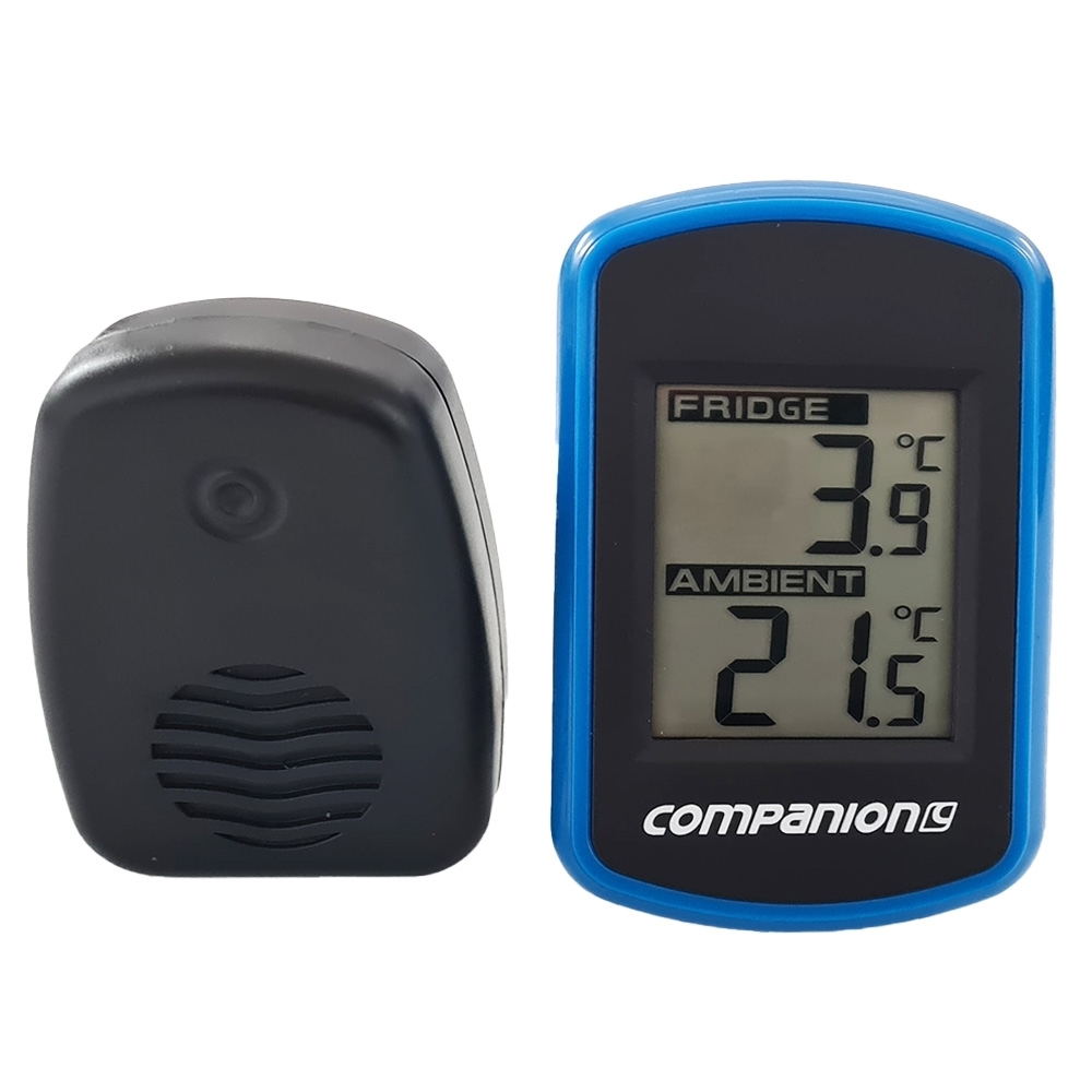 Companion Wireless Fridge Thermometer - Wireless transmitter & receiver