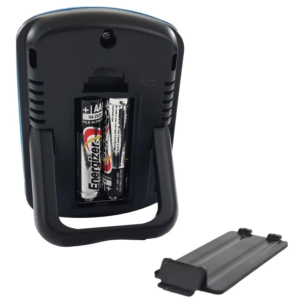 Companion Wireless Fridge Thermometer - Receiver battery compartment