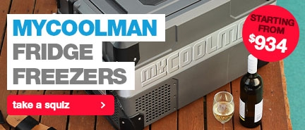 MyCoolman Portable Fridge Freezers at the lowest prices in Australia!