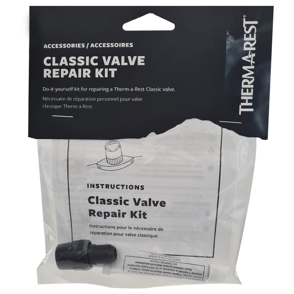 Thermarest Valve Kit - Packagine
