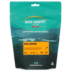 Back Country Cuisine Nasi Goreng GF Small Serve 90g