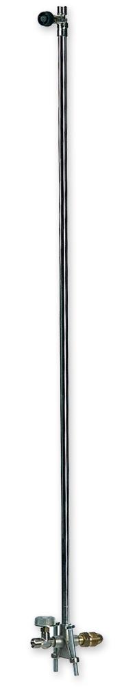 "Companion Extension Pole POL Valve with Dual 3/8"" LH Outlets"