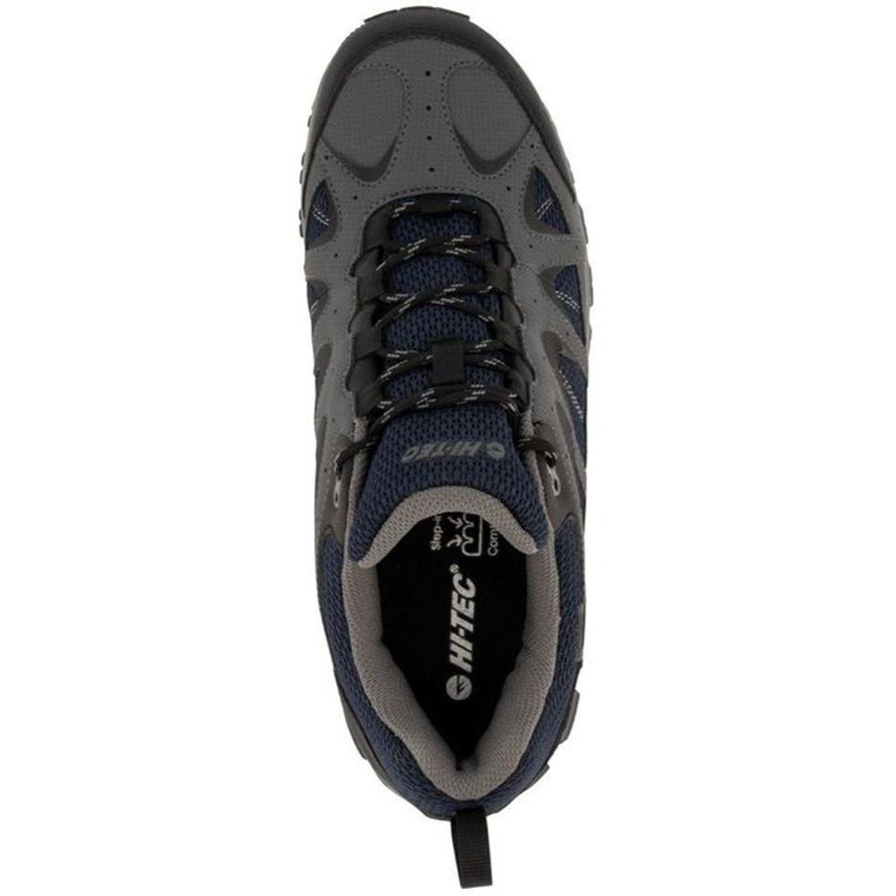 Hi-Tec Quixhill Trail WP Men's Shoe - Removable moulded EVA foot-bed