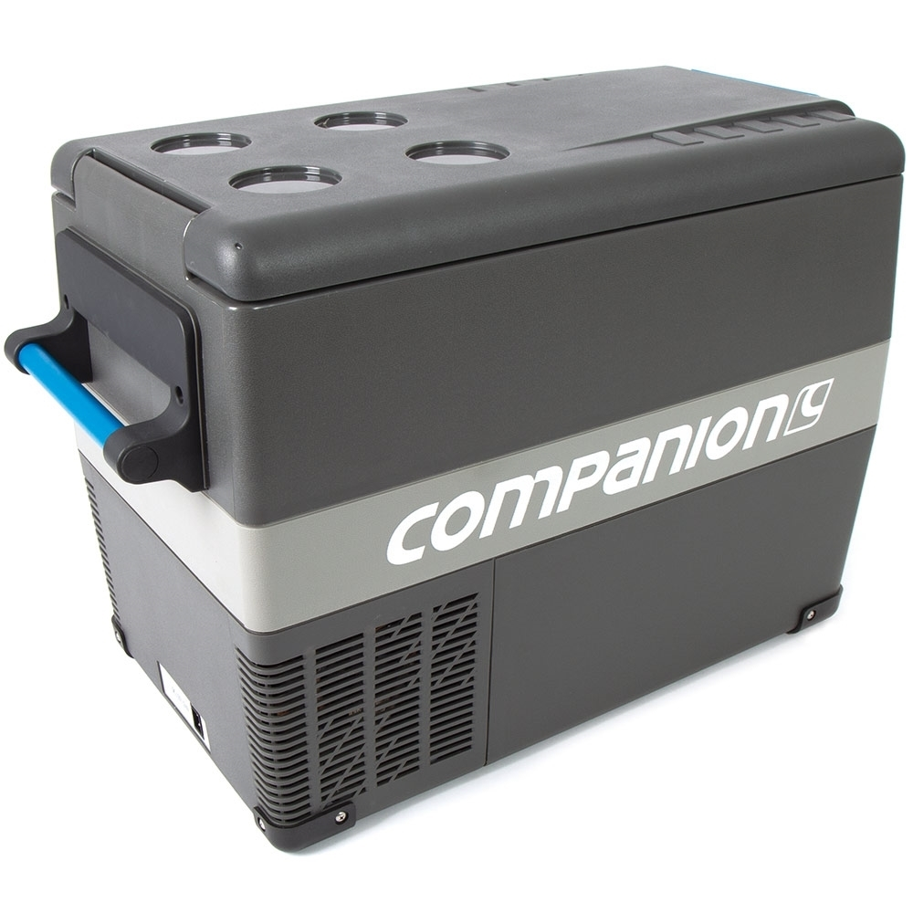 Companion 45L Transit Fridge/Freezer - Strong carry handles