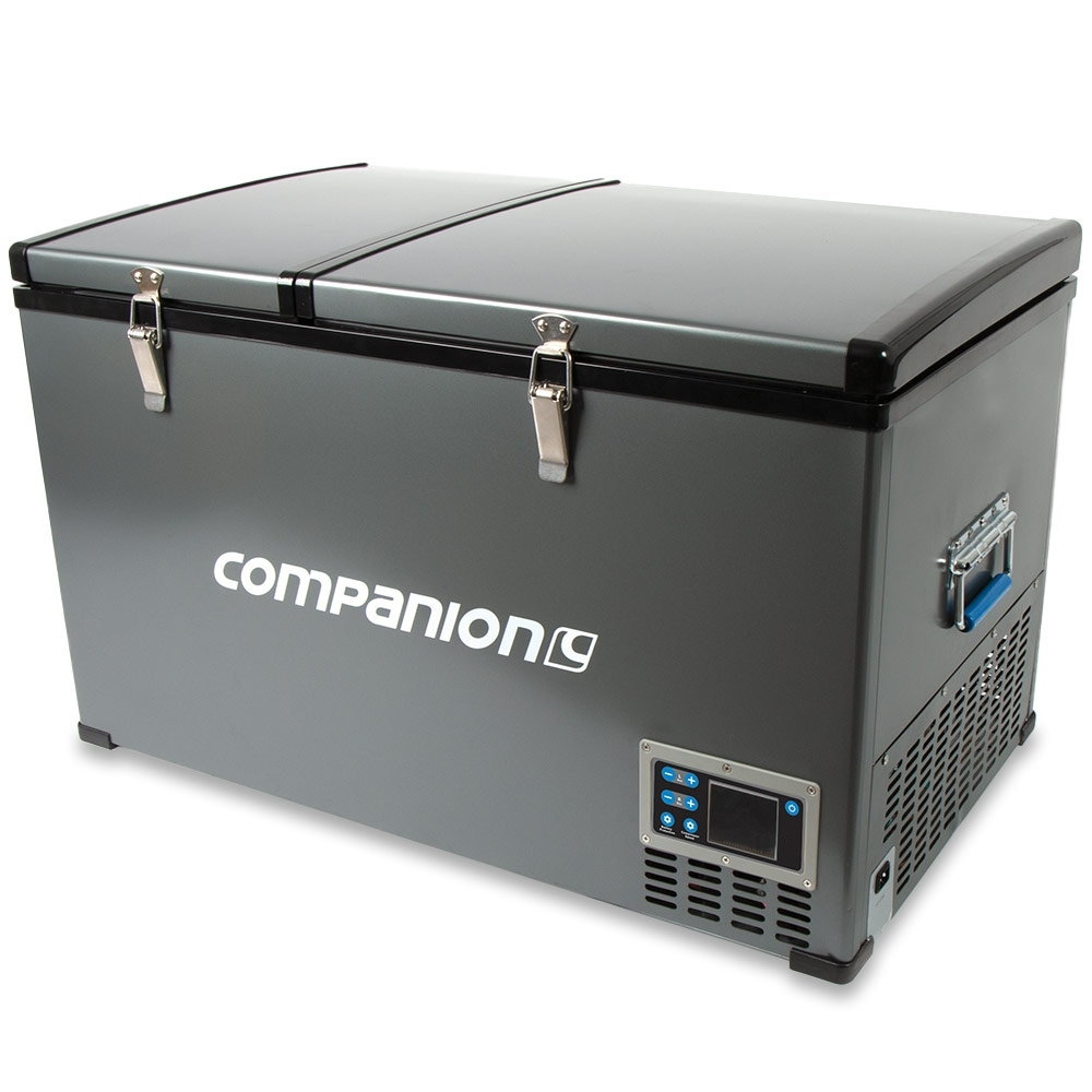 Companion 100L Dual Zone Fridge/Freezer