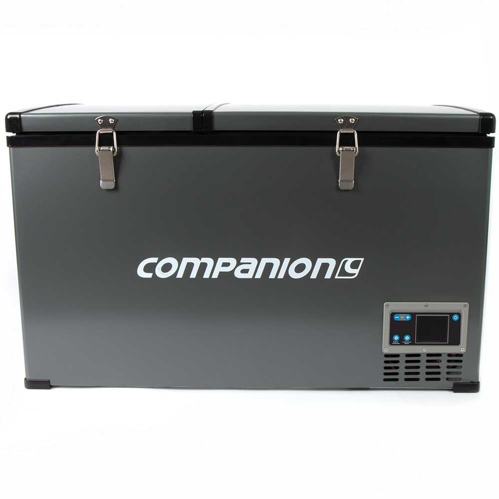 Companion 100L Dual Zone Fridge/Freezer - Dual speed LG compressor