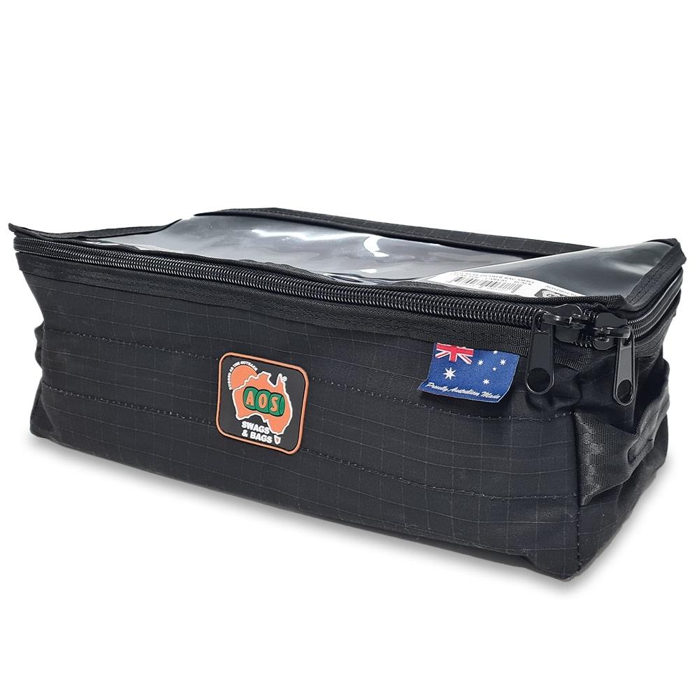 AOS Rear Drawer Bag Small Black