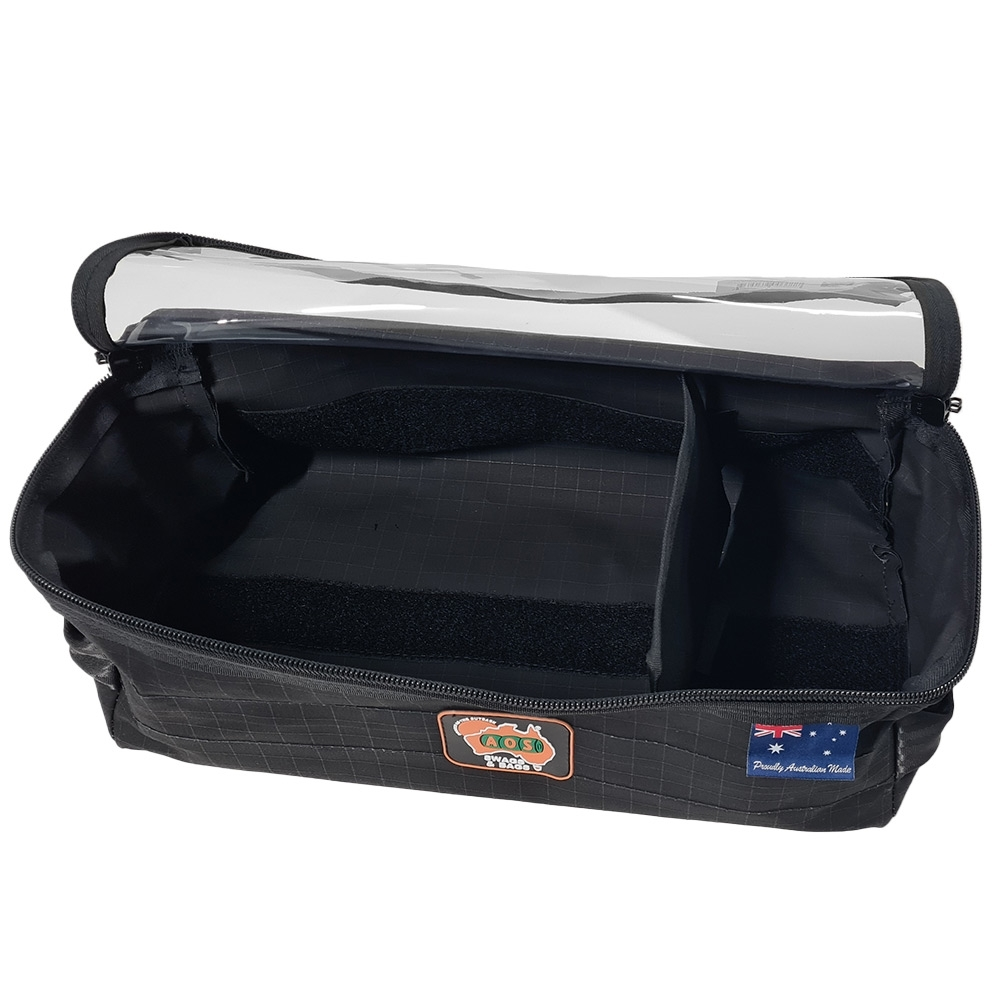 AOS Canvas Rear Drawer Bag Small