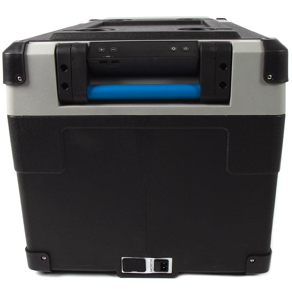 Companion Lithium 60L Single Zone Fridge/Freezer - Robust plastic design with spring loaded handles