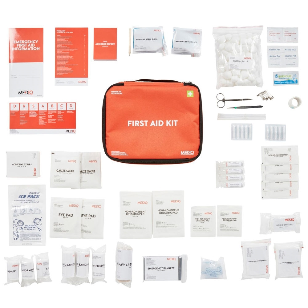 Mediq Vehicle Kit