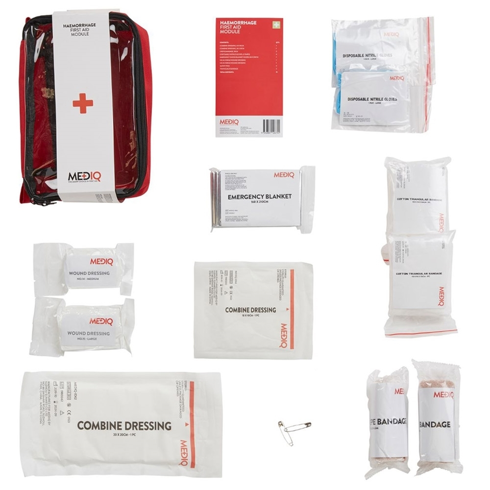 Mediq Modular Kit - Haemorrhage module