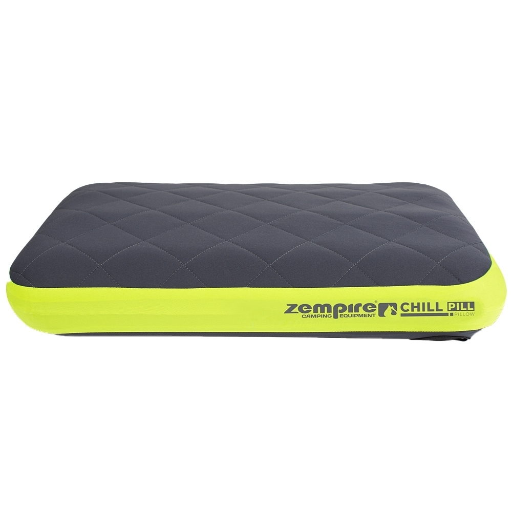 Zempire Chill Pill V2 Pillow - Comfortable quilted top surface