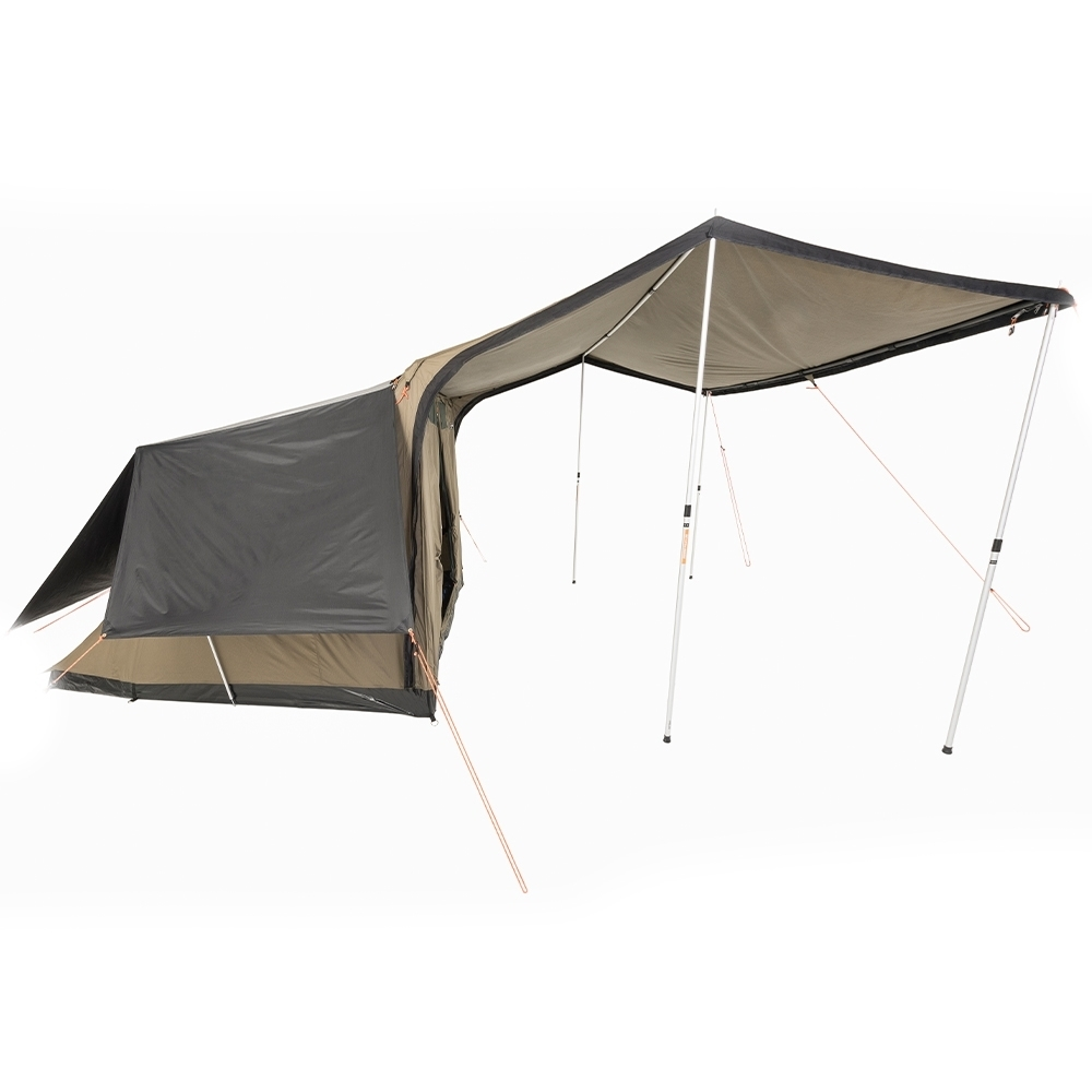 Oztent SV-5 Max Canvas Touring Tent - Polyester fly included