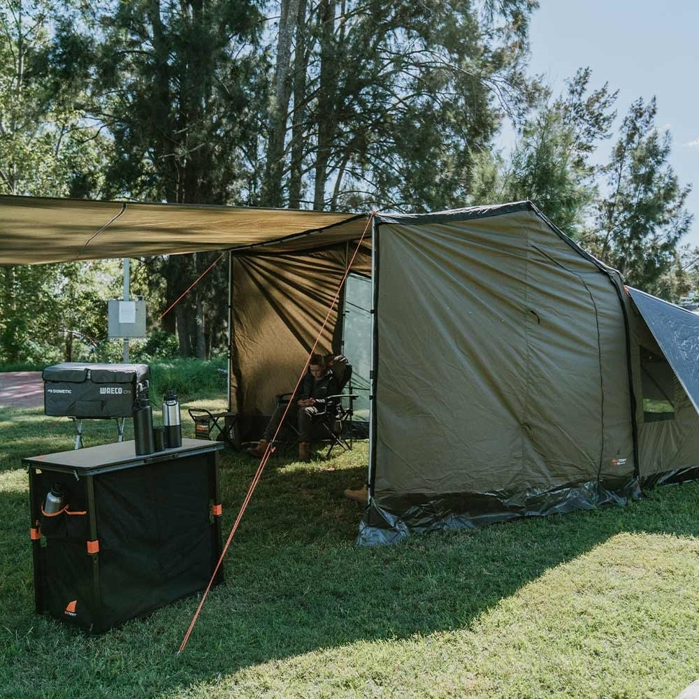 Oztent SV-5 Max Peaked Side Panels - Modular weather protection