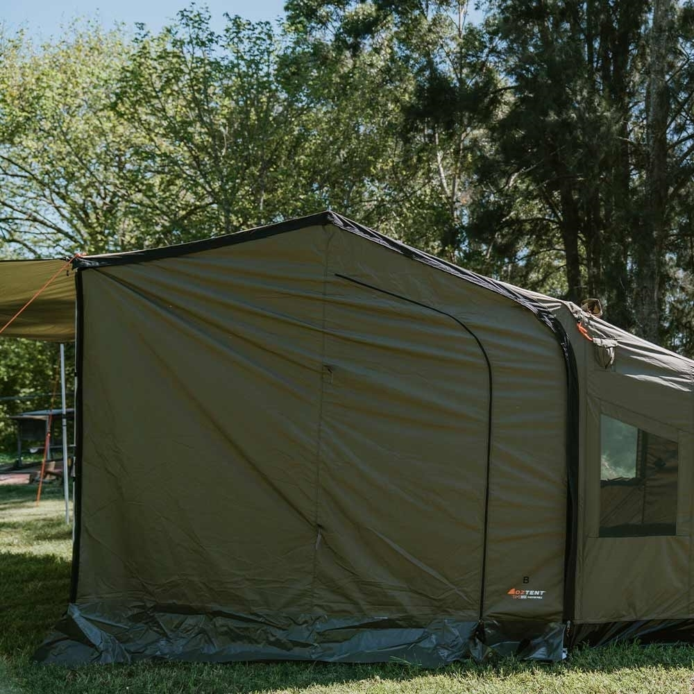 Oztent SV-5 Max Peaked Side Panels - 8oz Ripstop polycotton canvas