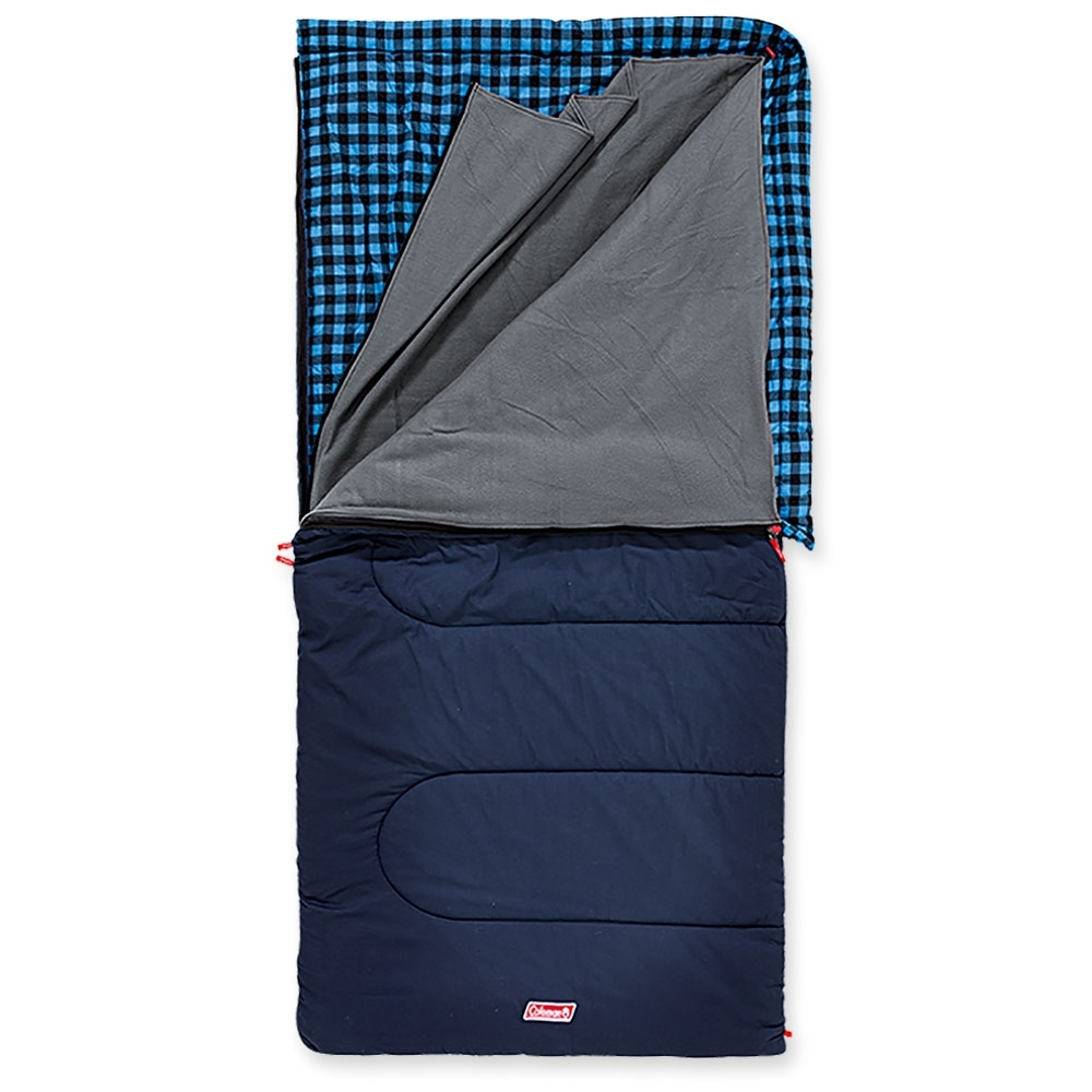 Coleman Pilbara C-5 Sleeping Bag Open