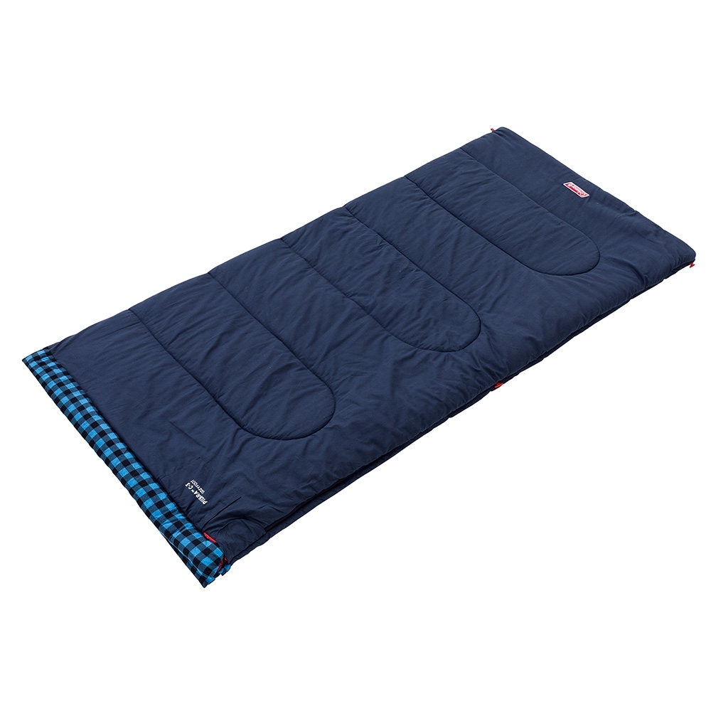Coleman Pilbara C-5 Sleeping Bag Flat Lay