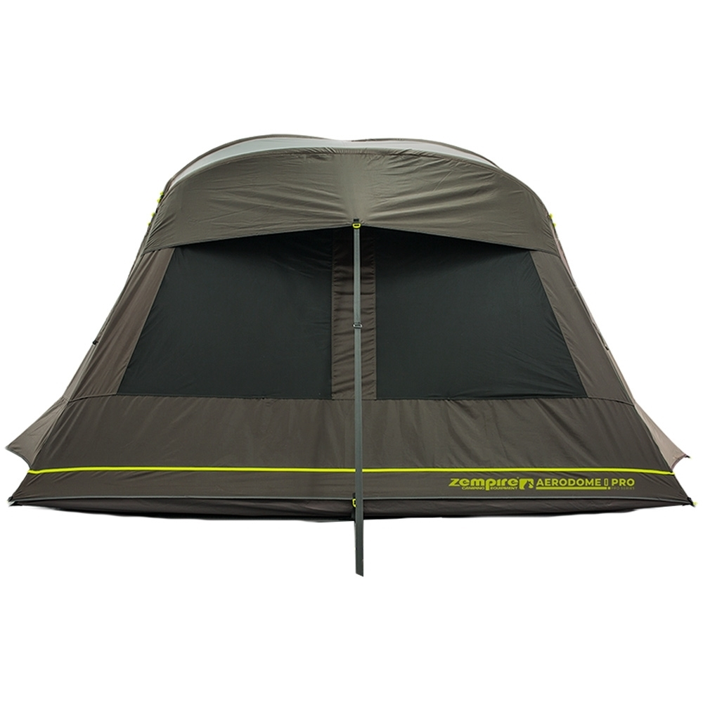 Zempire Aerodome I Pro V2 Air Tent - Numerous ventilation points
