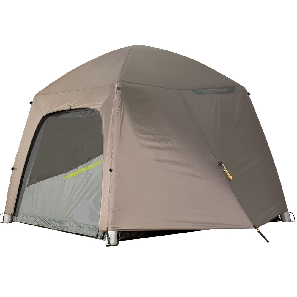 Zempire Pronto 4 Inflatable Air Tent - Dome design