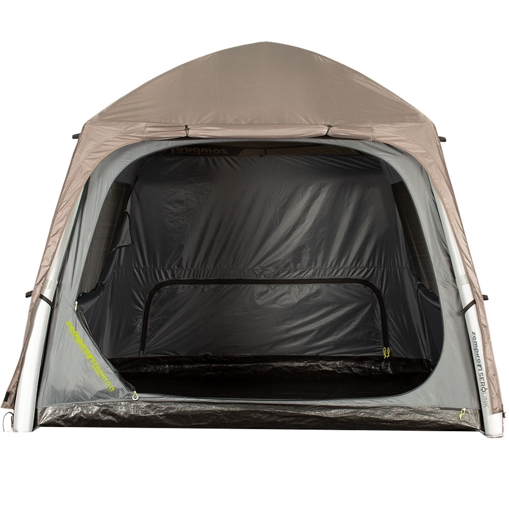 Zempire Pronto 4 Inflatable Air Tent - Full front opening