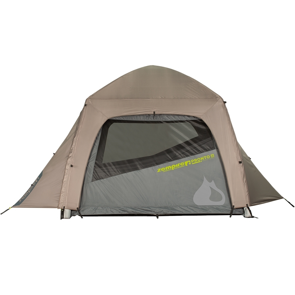 Zempire Pronto 4 Inflatable Air Tent - Bug proof mesh