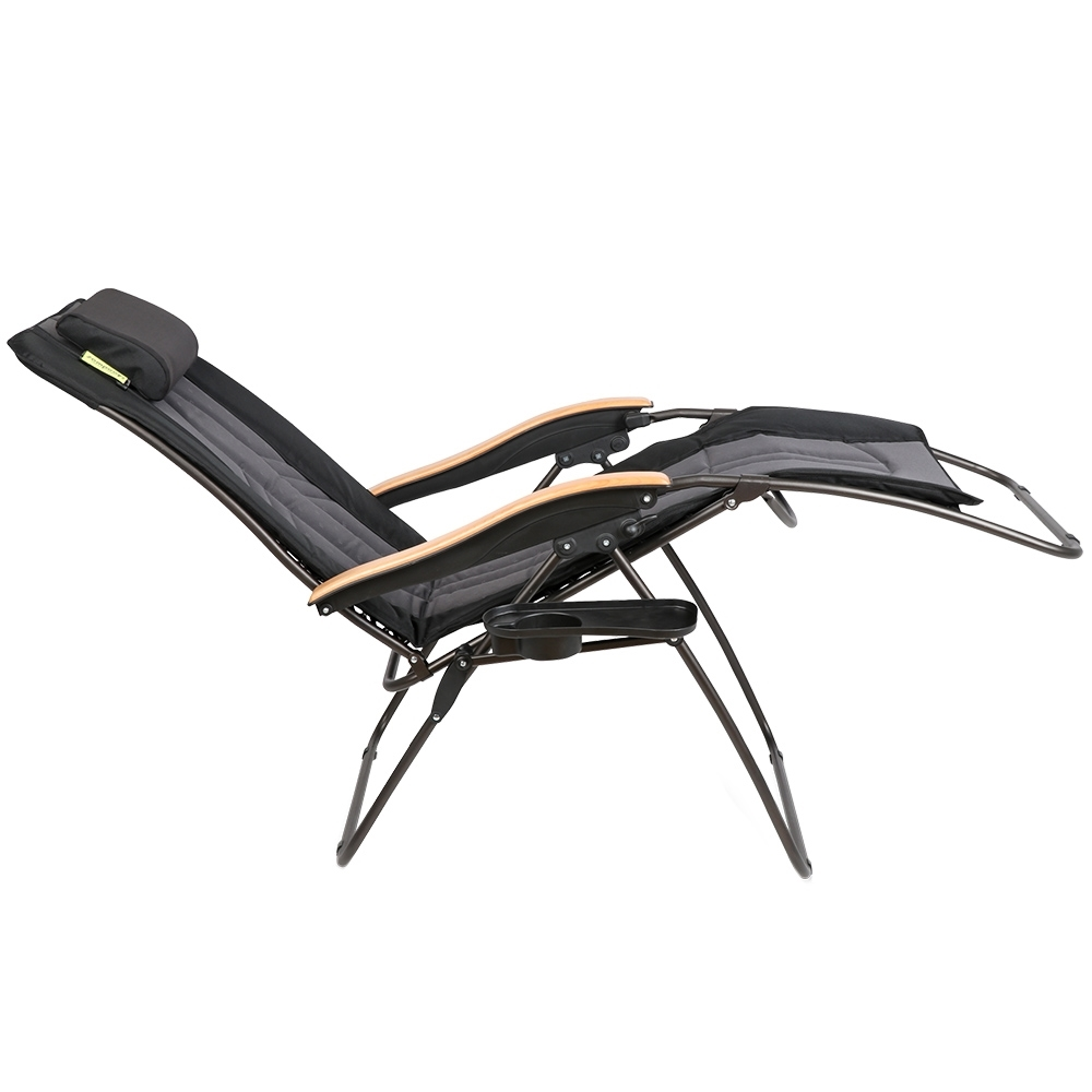 Zempire Halo Lounger Chair - Recline to any position