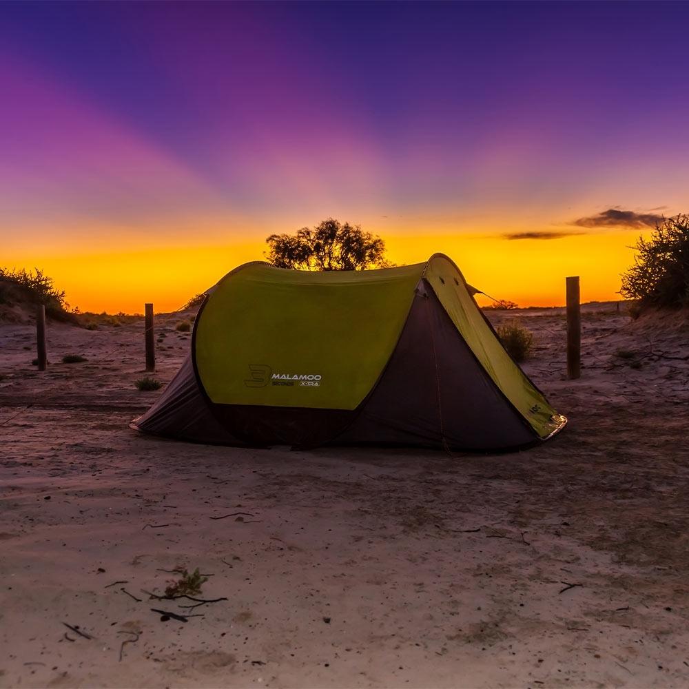 Oztent Malamoo Cicara 2.0 3P Tent