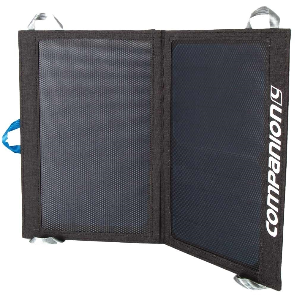 Companion 10W Solar Charger - High efficiency solar cells