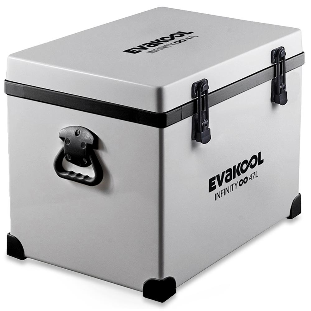 Evakool 47L Fibreglass Infinity Icebox E047