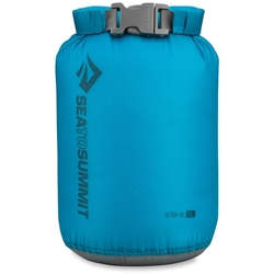 Sea to Summit Ultra-Slim Super-Lightweight Dry Sack 1L - Blue