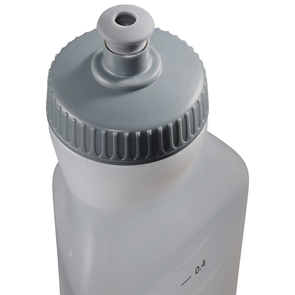 Salomon 3D Bottle 600ml - An on/off valve makes accessing hydration easier and more efficient