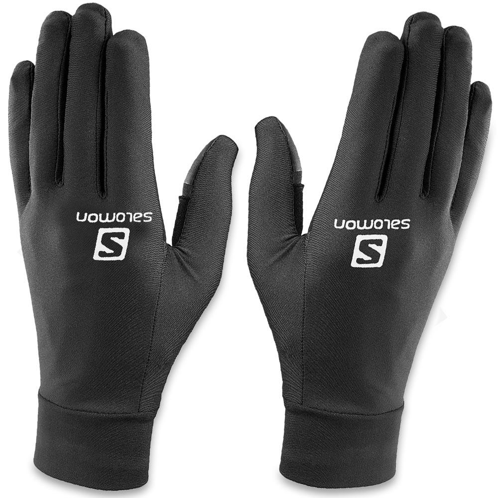 Salomon Pulse Glove U Black