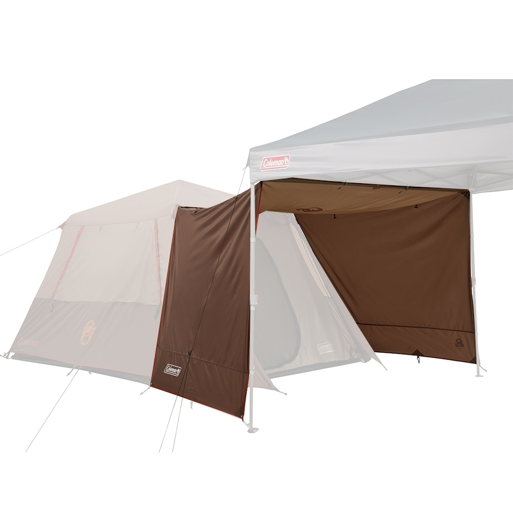 Coleman Instant Up Silver Series Evo Shade Awning -Connects to a gazebo