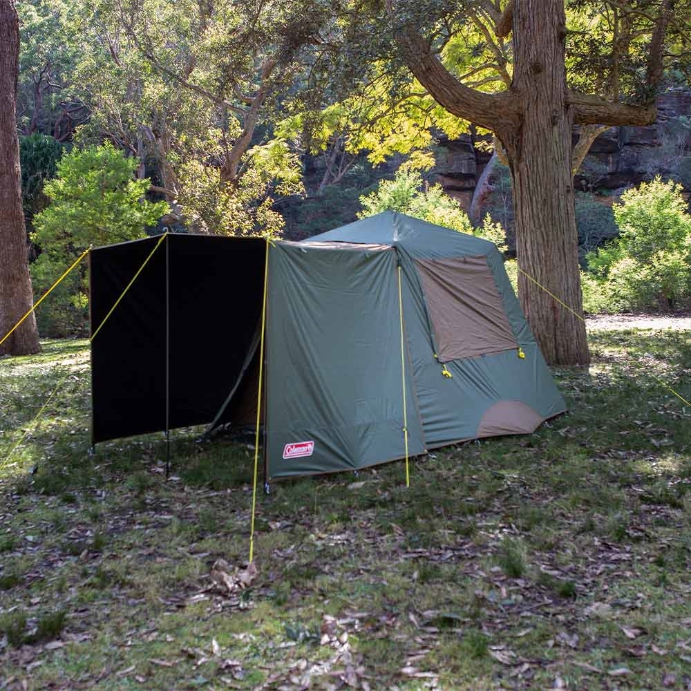 Coleman Instant Up Gold Series Evo Shade Awning with Heat Shield -