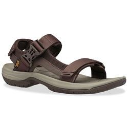 Teva Tanway Men's Sandal Chocolate Brown