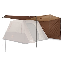 Coleman Instant Up Silver Series Evo Shade Awning