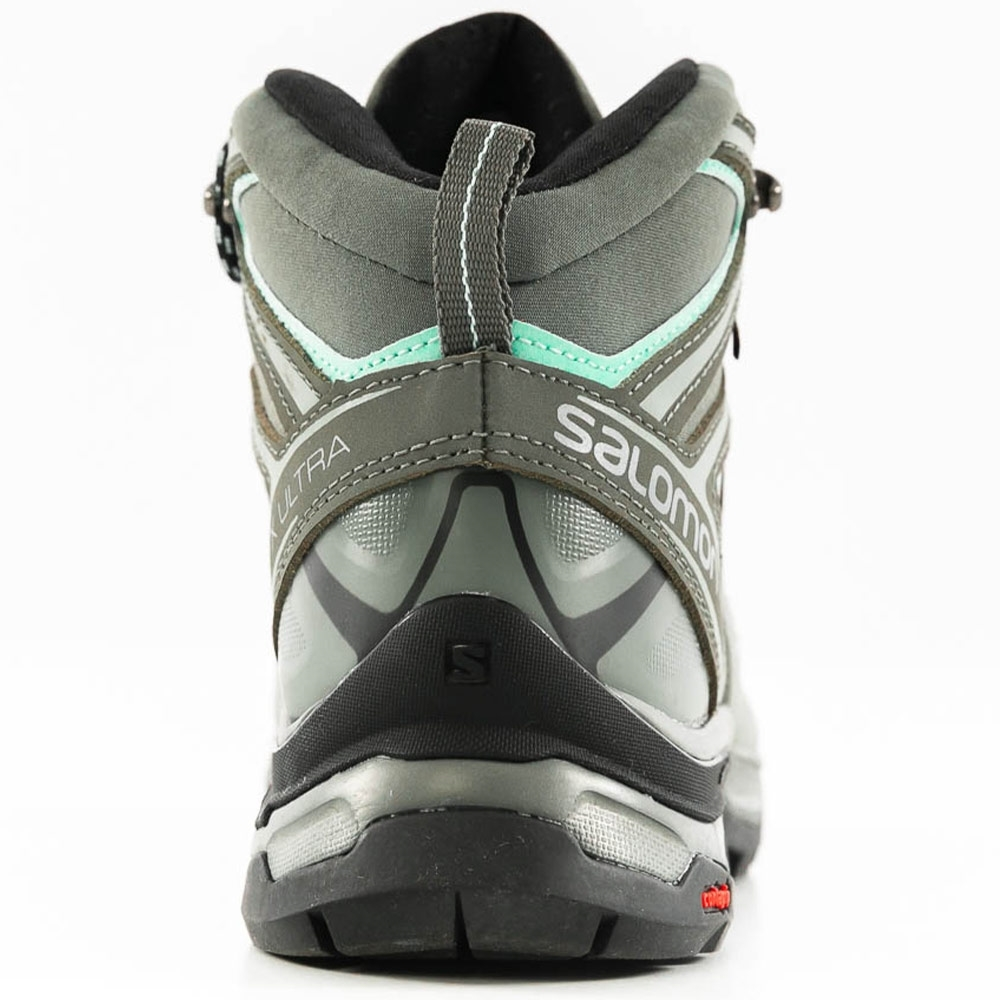 Salomon X Ultra 3 Mid GTX Wmns Hiking Boot - Mudguard and heel and toe cap for protection