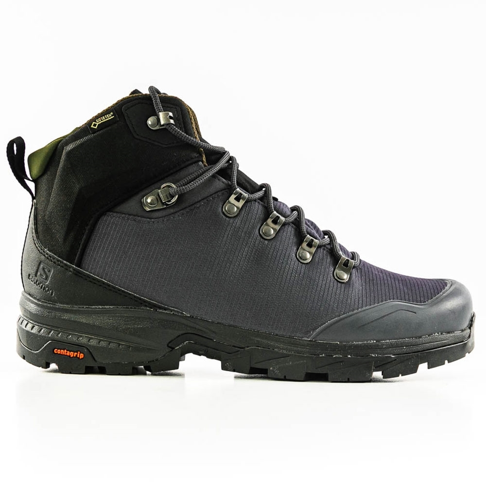 Salomon Outback 500 GTX Men's Boot Contagrip® MD - Sculpted collar and advanced chassis with EnergyCell for mobility