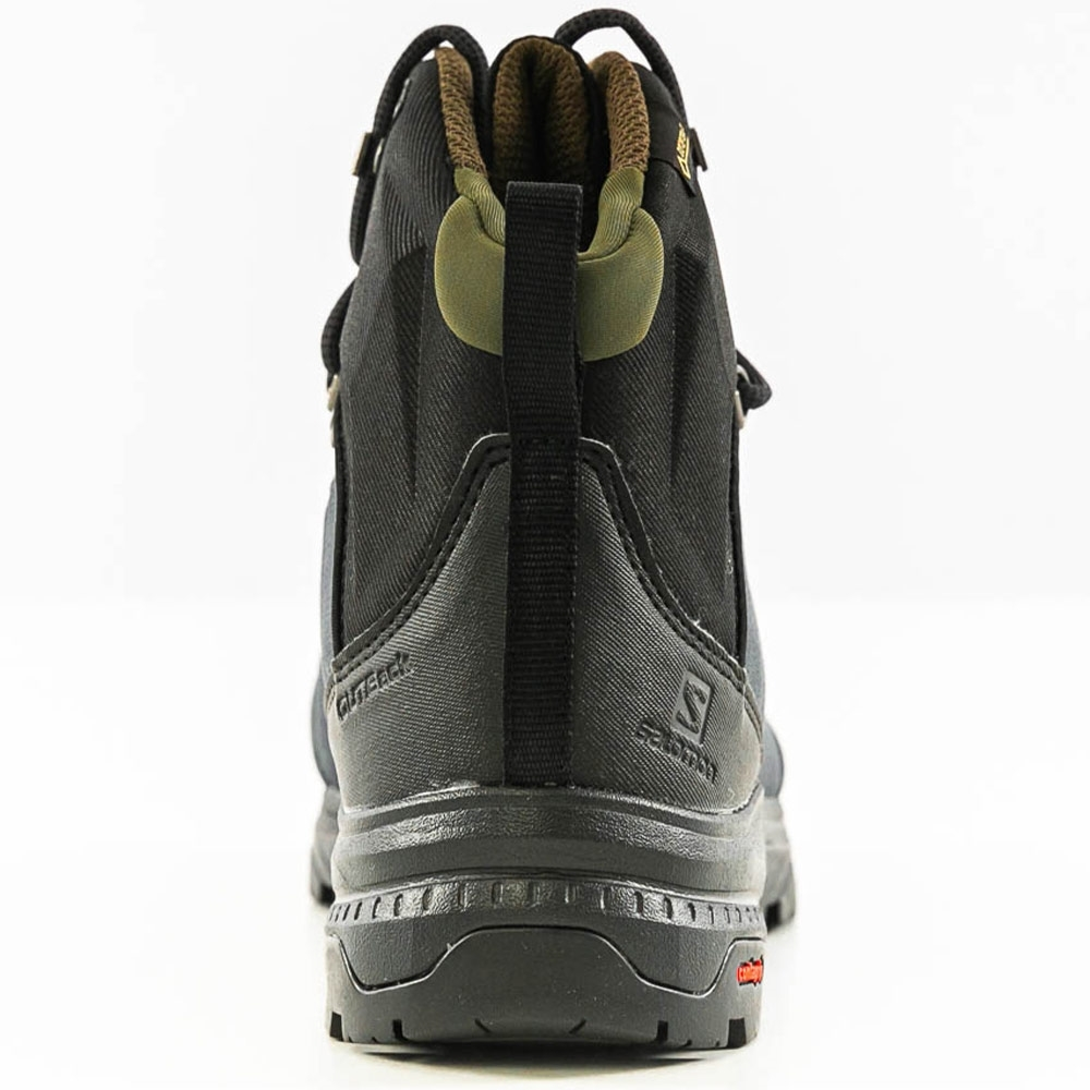 Salomon Outback 500 GTX Men's Boot Contagrip® MD - Gore-tex keeps your feet dry from the outside and inside